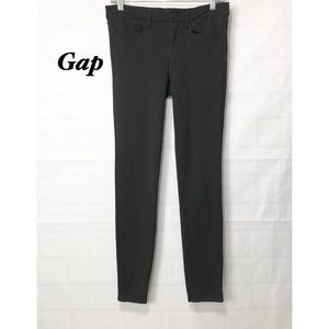 Gap Black Jean Legging Skinny 27/4